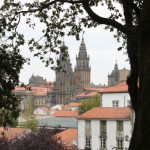 Santiago de Compostella katedraal