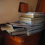 Middellandse Zee pilots, boeken en kaarten