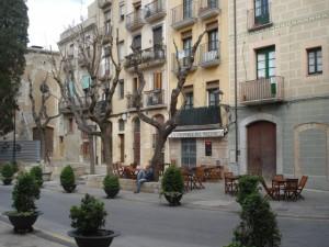 Tarragona plein