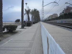 El Masnou wandelpad