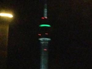 Verlicht-toren-Lelystad