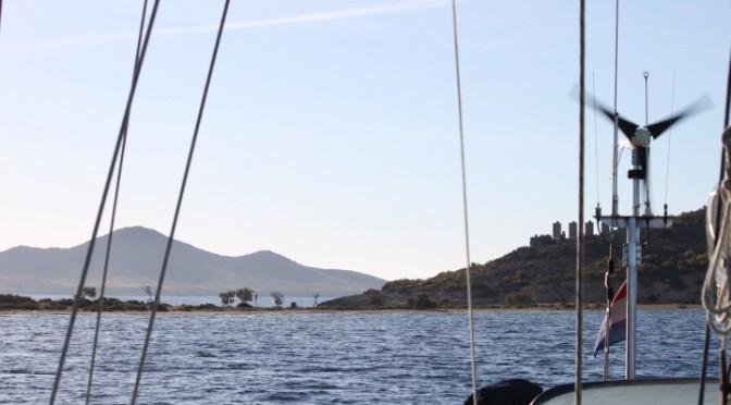 Isla Perdiguera op Mar Menor