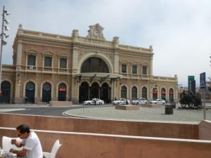 Station-Cartagena