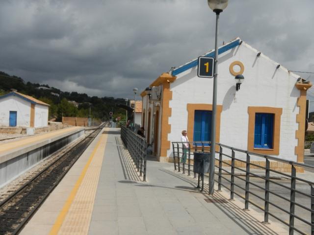 Calpe-station