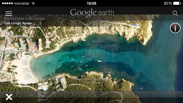 Rondje Ibiza - Cala Llonga
