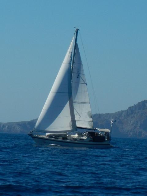 Onderweg naar Menorca