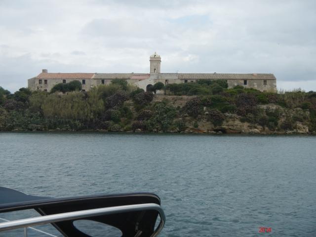 Isla del Rey hospitaal
