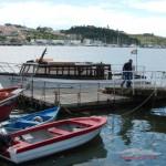 Ferry Douro-Porto bij Douro Marina Porto