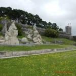 Baiona kasteel