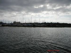 Vertrek bij Tagus - Seixal