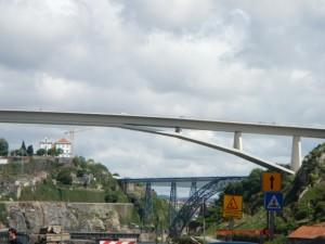 Porto bruggen