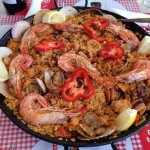 Prima paella in Club Nautico