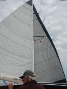 Voor de wind naar Ile de Yeu