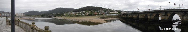 Viveiro-baai-brug