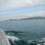 To Viveiro zeilen Spaanse Noordkust