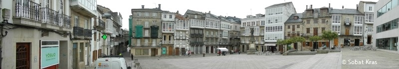 Viveiro plaza major