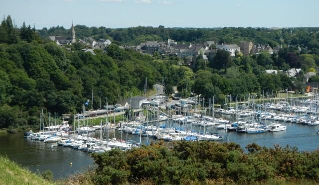 La Roche Bernard Port Neuf