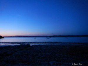 Camaret avondzicht