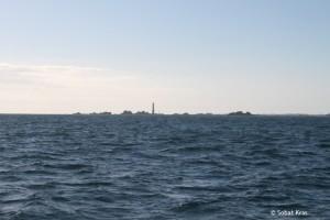Roscoff naar St Malo zeilend - Trequier naar St. Quay de Pontrieux