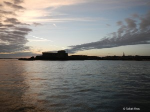 St Malo zonsopkomst